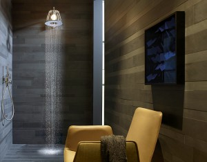 Axor Lampshower by Nendo
