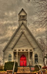 Episcopal Church Of The Messiah, Murphy, NC. Photo by Greg Mimbs, Mimbs Photography